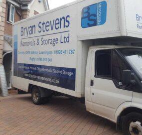 Bryan Stevens Removals Domestic